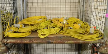 15x Extension Cables 110v