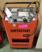 Sealey Superstart 420 Power Products Charger