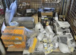 Mechanical Tape, tubing, Valve Seal, Lever Cover, Pulsetech Battery Analyzer, Gaskets and