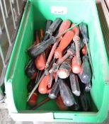 Various screwdrivers x45