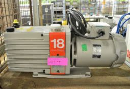 Edwards Two Stage 18 vacuum pump - E2M18