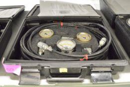 CAT 1U5796 Differential Pressure Gauge Group