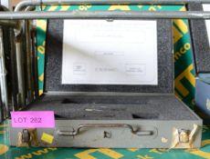 DMC 747 Crimping Tool In A Case
