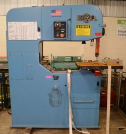 DoALL 3613-V3 Metal Cutting Band Saw 420V