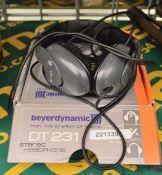 Beyerdynamic DT 231 Stereo Headphones