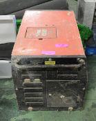 Honda generator EX4000S - 3.5kVA - 115 / 230V - 50hz