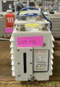 Edwards Vacuum Pump 18 - E2M18 PFPE