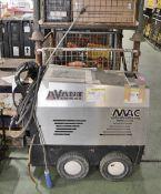 Avant Jet Wash Cleaner Steam Pressure Unit On Wheels