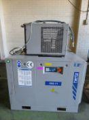Hertz compressor HGS11 - 7.5bar - 1.7 m3/min - 1.1kW - 22A - 50hz - 420V - 3ph, Hertz comp
