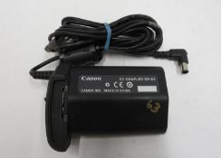 Canon DR-E4 DC coupler
