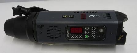 Bowens Esprit Digital 1000DX studio light with cables