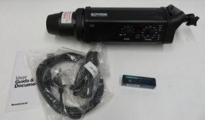 Bowens Gemini GM1000PRO studio light, brand new