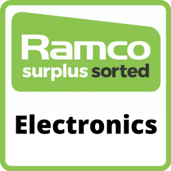 Ramco Electronics Auction - Brands Include - Marconi, Farnell, Fluke, Rhode & Schwarz, RACAL, Hewlett Packard, Tektronik, Agilent - COMING SOON!