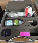 Casella CEL-430/M2 sound level meter
