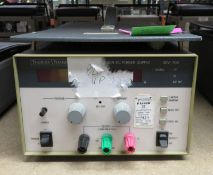 Thurlby Thandar TSX3510 precision DC power supply 35v-10a