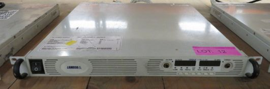 Lambda DC power supply GEN1500W
