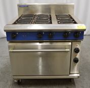 Blue Seal Electric Range 3 Phase.