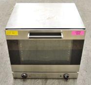 SMEG ALFA43UK Single Oven - No Shelves.