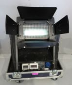 Studio Due City Colour 2500 Wash in flightcase. Working condition. Hours: 1320.