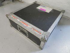 Rackcase. Dimensions: 53x61x20cm (LxDxH)