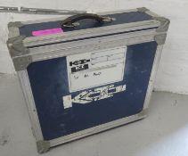 Rackcase. Dimensions: 53x53x80cm (LxDxH)