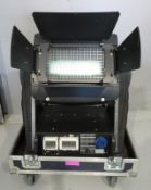 Studio Due City Colour 2500 Wash in flightcase. Working condition. Hours: 1279.