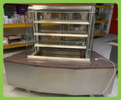 Refrigerated Drop In Servery Units - Unused Only Been On Display In Showroom over £5k each RRP