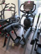 Cybex ARC Trainer High Intensity Trainer. LED Display. Good Working Condition.