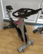 Star Trac Spinner NXT Exercise/Spinning Bike. Good Working Condition.