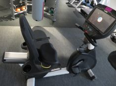Cybex Recline Bike Model:625R, Working Condition With TV Display Monitor.