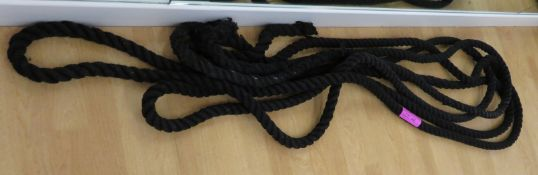 Assault Fitness Rope. Approximately 14m.