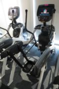 Cybex Arc Trainer Model: 627AT. Working Condition With TV Display Monitor.
