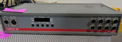 Zero 88 Dmux 48 Unit.