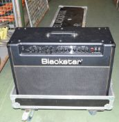 Blackstar Amplifier Guitar Accessories In Case