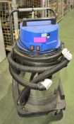 Eurokraft Industrial Vacuum Cleaner 240v