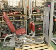 LifeFitness Hip Abductor Exercise Machine