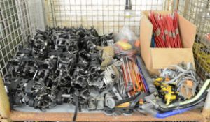 Ski Equipment Shovel , Shoes, Torch, Tent Poles, Crampon