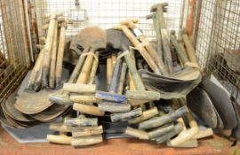 50x Hand shovels