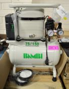Instron Bambi 75/150 Air Compressor