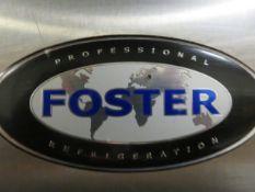 Fosters single door fridge LR410