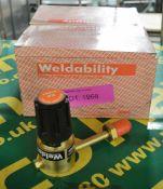 2x Weldability regulators