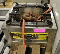 Buffalo Pro single burner gas cooker