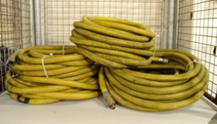 High Pressure 19mm / 55Bar Hose Yellow