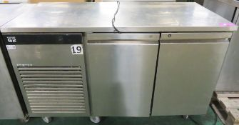 Fosters Eco Pro G2 under counter fridge - 2 door
