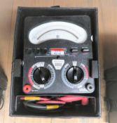 Avometer 6625-99-722-8684.