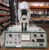 Racal Acoustics Ltd Comprehensive Headset Tester.