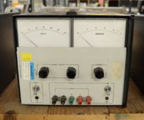 Farnell Instruments L30-5 stabilised power supply (damage to front casing)