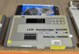 Racal-Dana LCR Databridge 9343M