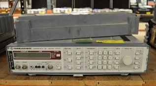 Rohde & Schwarz generator 1Hz..260kHz APN64