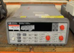 Hewlett Packard 53131A 225MHz universal counter